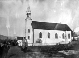 [St. Paul's] Catholic Church, North Vancouver