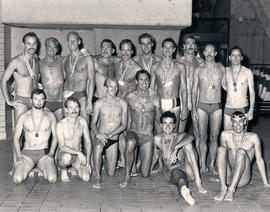 1985 Vancouver Gay and Lesbian Summer Games swimmers