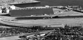 Aerial view of Neptune Terminals