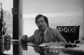 Bill Yee (later alderman)