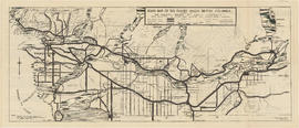 Highways of Greater Vancouver British Columbia and the Fraser Valley : side 2