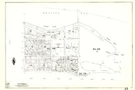 [Sheet 25 : Blanca Street to Jericho Beach and Fourth Avenue to Locarno Beach]