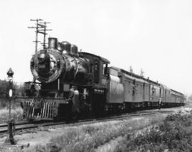 [G.N.R. Steam, Road Eng. #1009 Class 4-6-0]