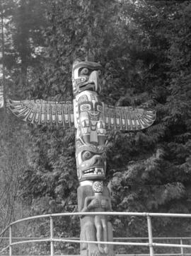 Totems [in] Stanley Park