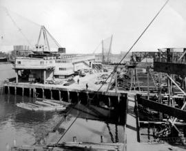 [West Coast Shipbuilders Limited wharf]