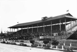 Caledonian Games [grandstand at Vancouver Exhibition]
