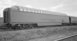 Mill. [Milwaukee Road] Rly. Dome Car [#55]