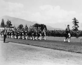 Seaforth Highlanders of Canada [Dominion Day celebrations]