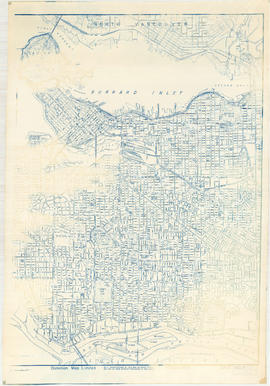 City of Vancouver : east half