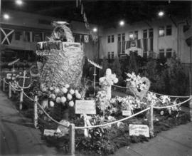 [Horticulture Exhibit at the P.N.E.]