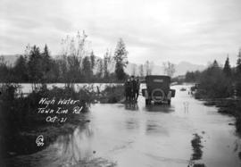 High water Town Line Rd., Oct. -21 [Maple Ridge, B.C.]