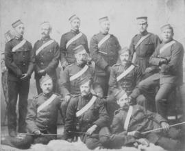 [The Commandant of the Royal School of Artillery and Officers of the 2nd Battalion, 5th Regiment ...