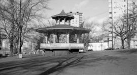 Bandstand at Eng[lish] Bay