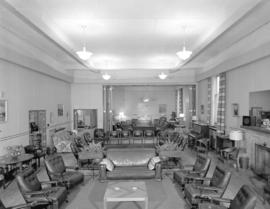 Allied Officers' Club [interior]