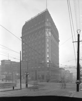 [Dominion Trust building at the corner of Cambie and Hastings Streets]