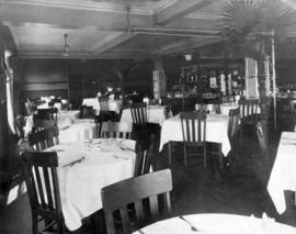 Woodwards Dining Room [at Hastings Street and Abbott Street]