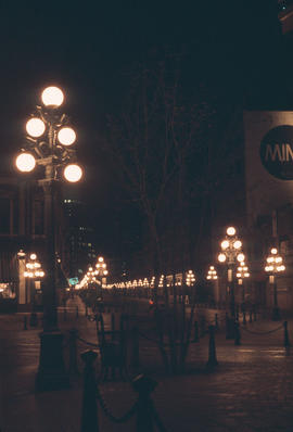 Street lights - Gastown [5 of 11]