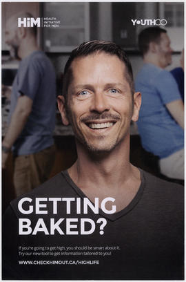 Getting baked? : Health Initiative for Men : YouthCo