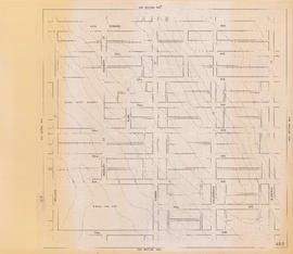 Sheet 40B [Blenheim Street to King Edward Avenue to Wallace Street to 33rd Avenue]