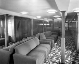 "[S.S. ""Coquitlam"" (II)] Lounge, Lower or Upper Deck"