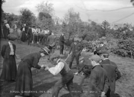 School of Gardening 1908 - Sowing the Seeds