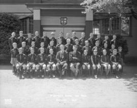St. George's School Cub Pack - Summer 1948