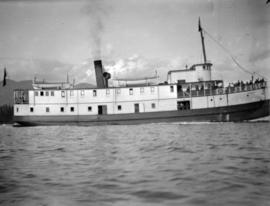 "[Union Steamship cargo vessel ""Cassiar""]"