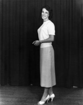 Jeanette Cottini, Miss Comox Valley 1957 : [portrait]