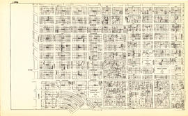 Sheet S.V. 1 : Cambie Street to Carolina Street and Sixteenth Avenue to Twenty-eighth Avenue