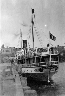 "[S.S. ""Indianapolis""]"