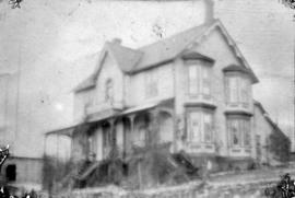 "[Exterior of ""Shamrock"" the Fitzgerald McCleery residence at D.L. 315 (2650 W. 50 Ave)]"