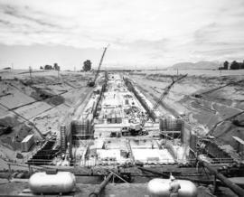 [Construction of the Deas (Massey) Tunnel]
