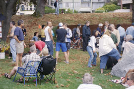 Vancouver AIDS Memorial picnic for nominators before dedication event