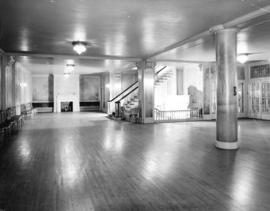 "The ballroom at ""Hycroft"""