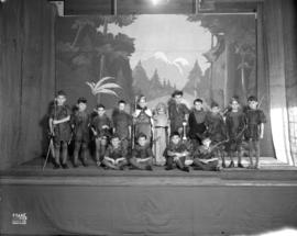 "St. George's School play ""Robin Hood"""