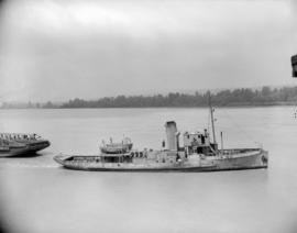 Port Mann C.N.R. [tugboat No. 1]