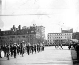 Inspection of the Band at Ottawa