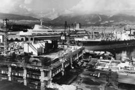 [Construction of Granville Square]