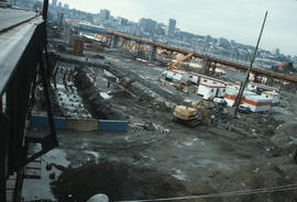 Cambie Bridge Construction [6 of 76]