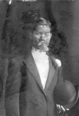 [Unidentified man]