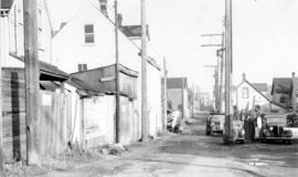 [View of Hogan's Alley]