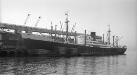 M.S. Wyoming [at dock]