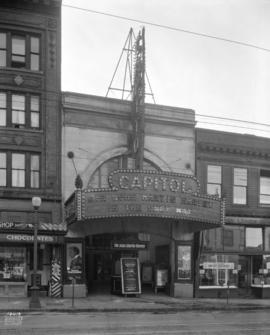 [Photograph of Capitol Theatre]