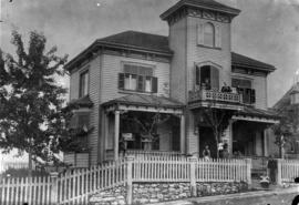 [Exterior of the Lachine Home]