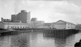 [Vancouver Harbour Commission Wharf]
