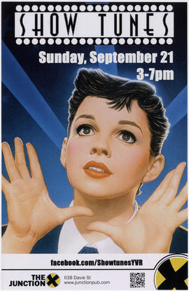 Show tunes : Sunday, September 21 : The Junction