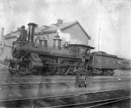 """G.T.R. Locomotive 446"""
