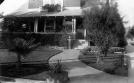 [View of house and yard at 5301 Lexington Avenue]