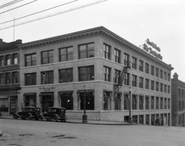 [The Morning Star Building at 303 West Pender Street]