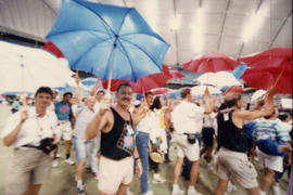 Celebration '90 : Gay Games III [closing ceremonies]